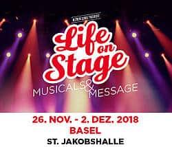 Life on Stage @ St. Jakobshalle Basel | Basel | Basel-Landschaft | Schweiz